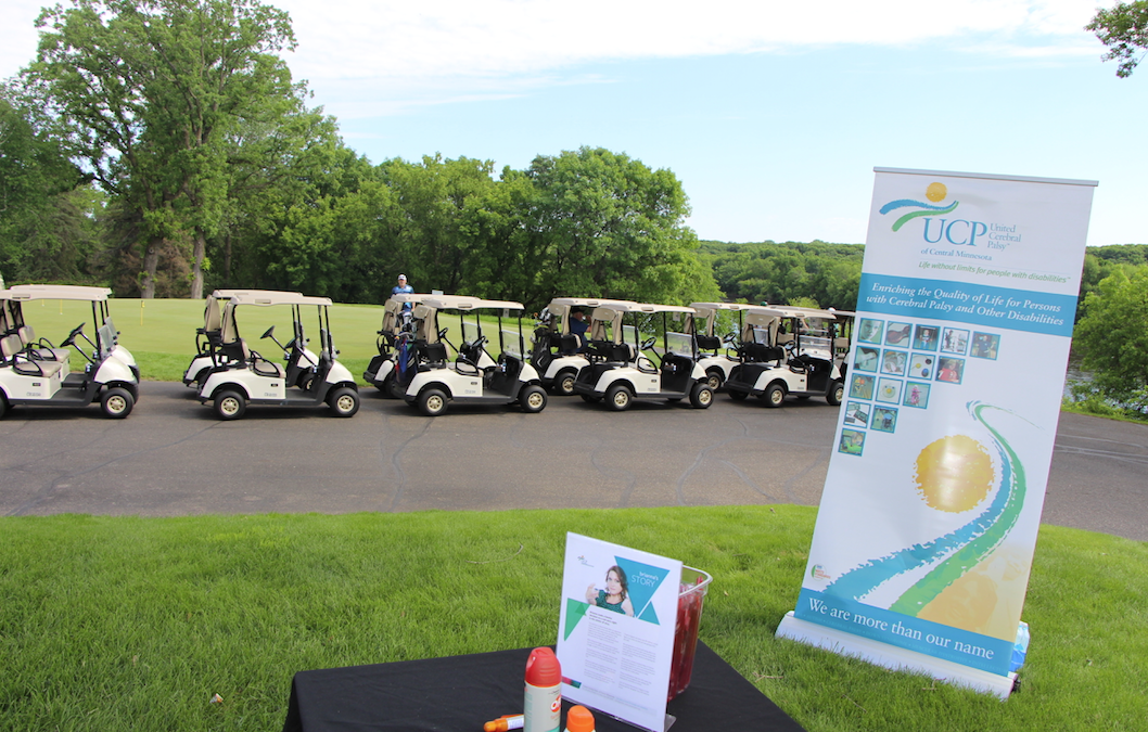 A Recap of the Annual United Cerebral Palsy Golf Scramble