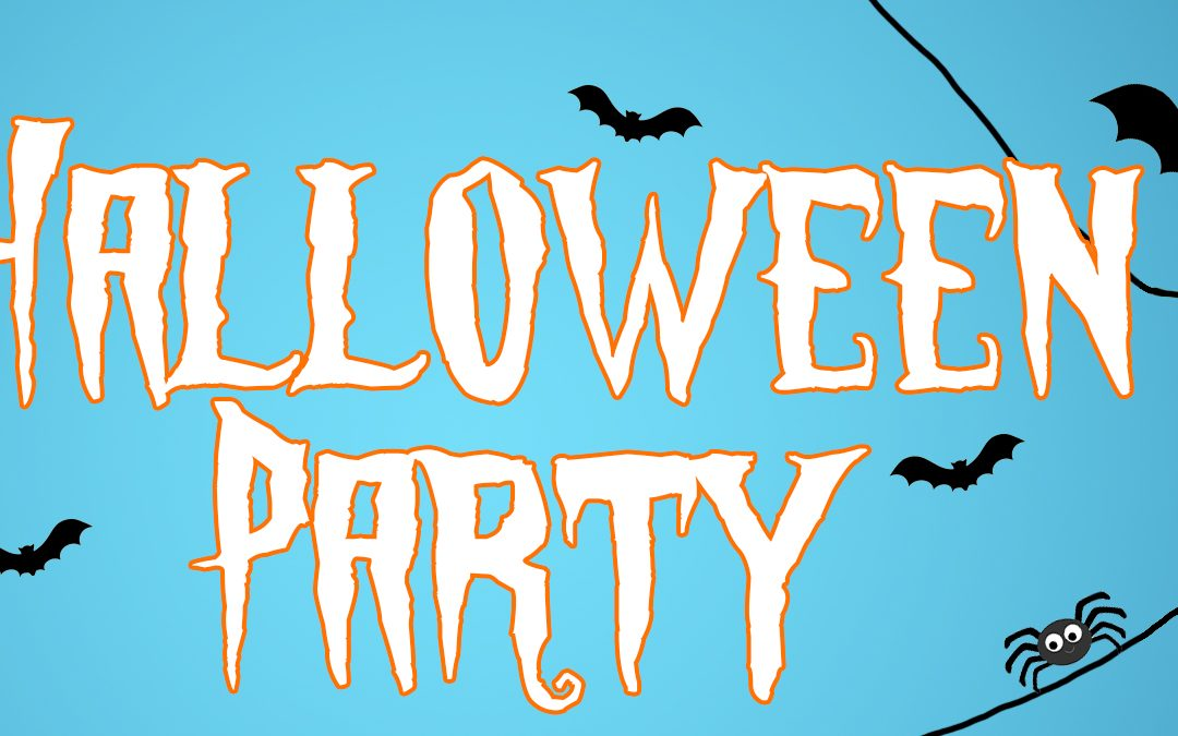 Halloween Party 10.26.2020